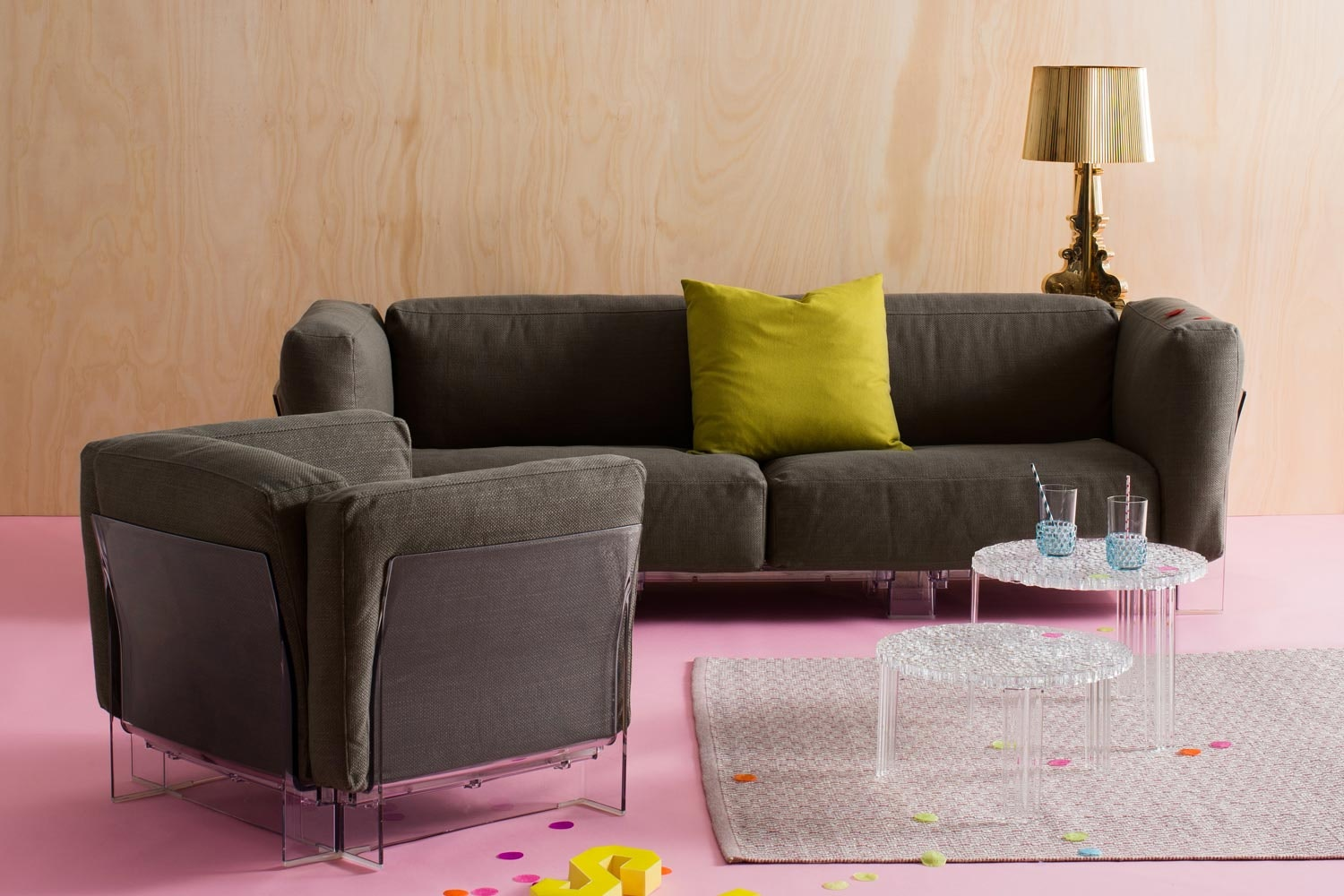 Complete Living 2 Package by Kartell