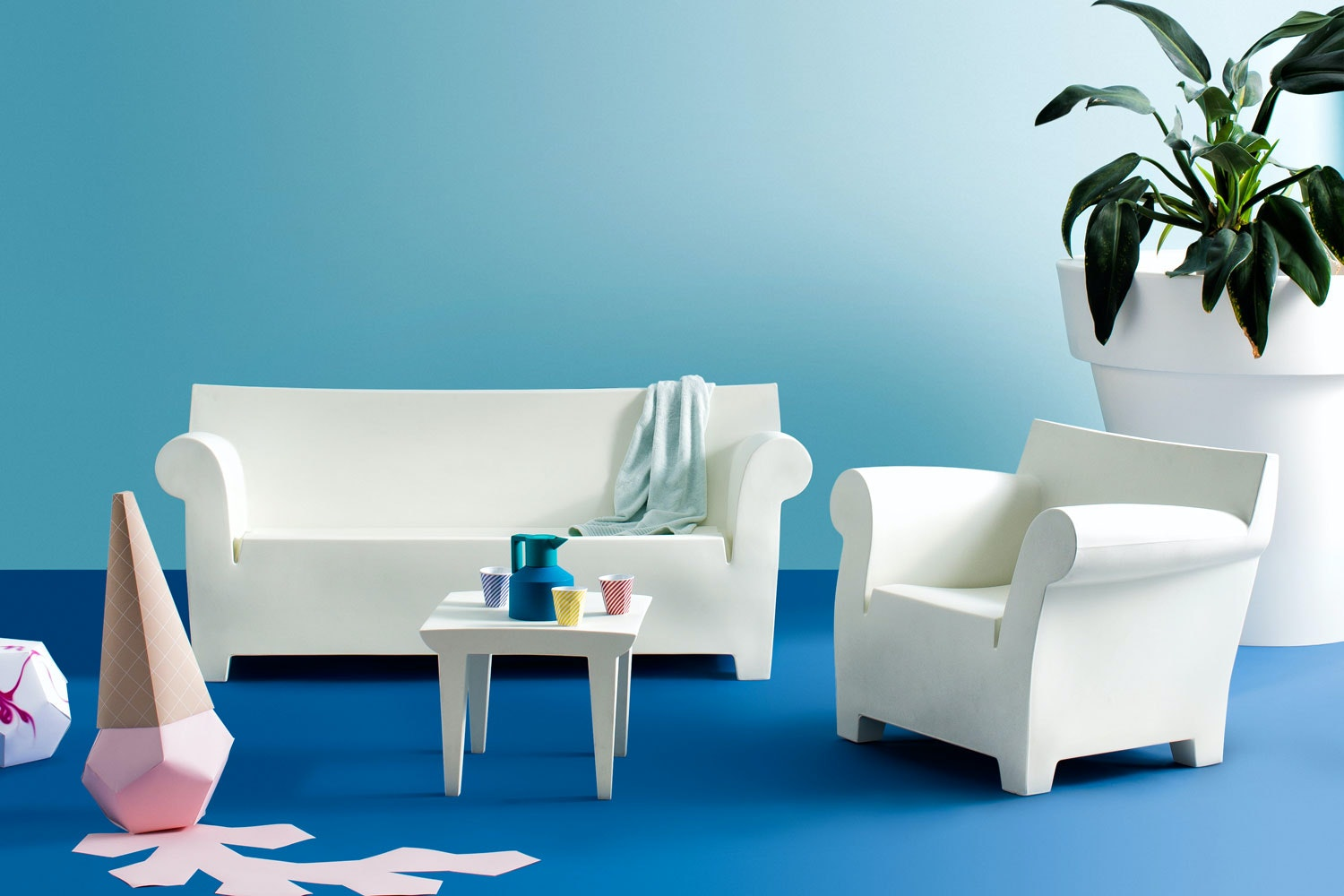 Complete Outdoor Entertaining Package by Kartell