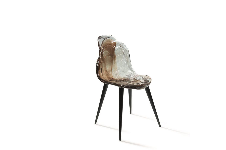 Gilda B. Chair by Jacopo Foggini for Edra