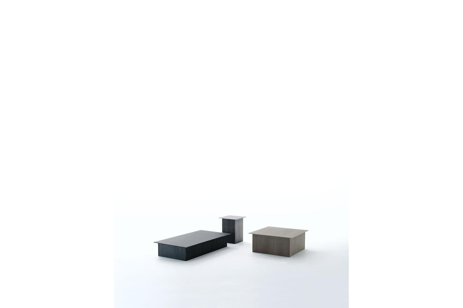 Brushstroke Coffee Table by Nendo for Glas Italia