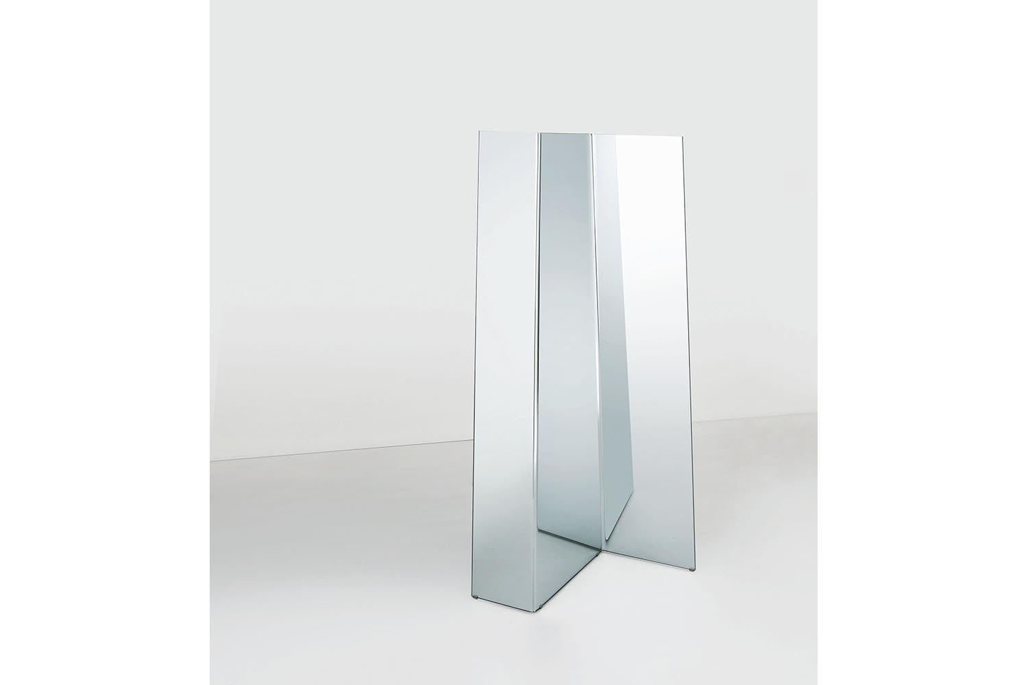Nu Mirror by Philippe Nigro for Glas Italia