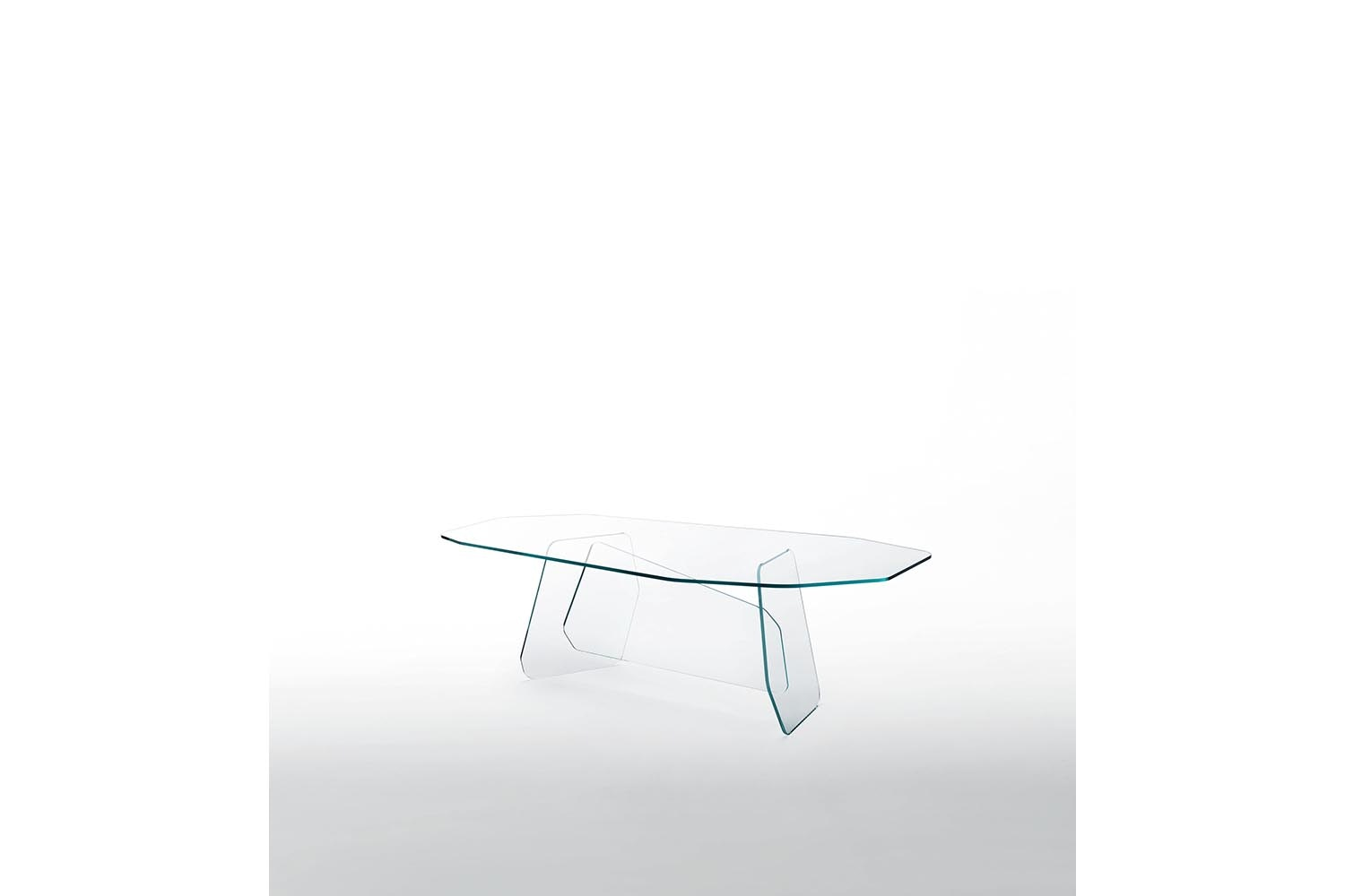 Quake Table by Garth Roberts for Glas Italia