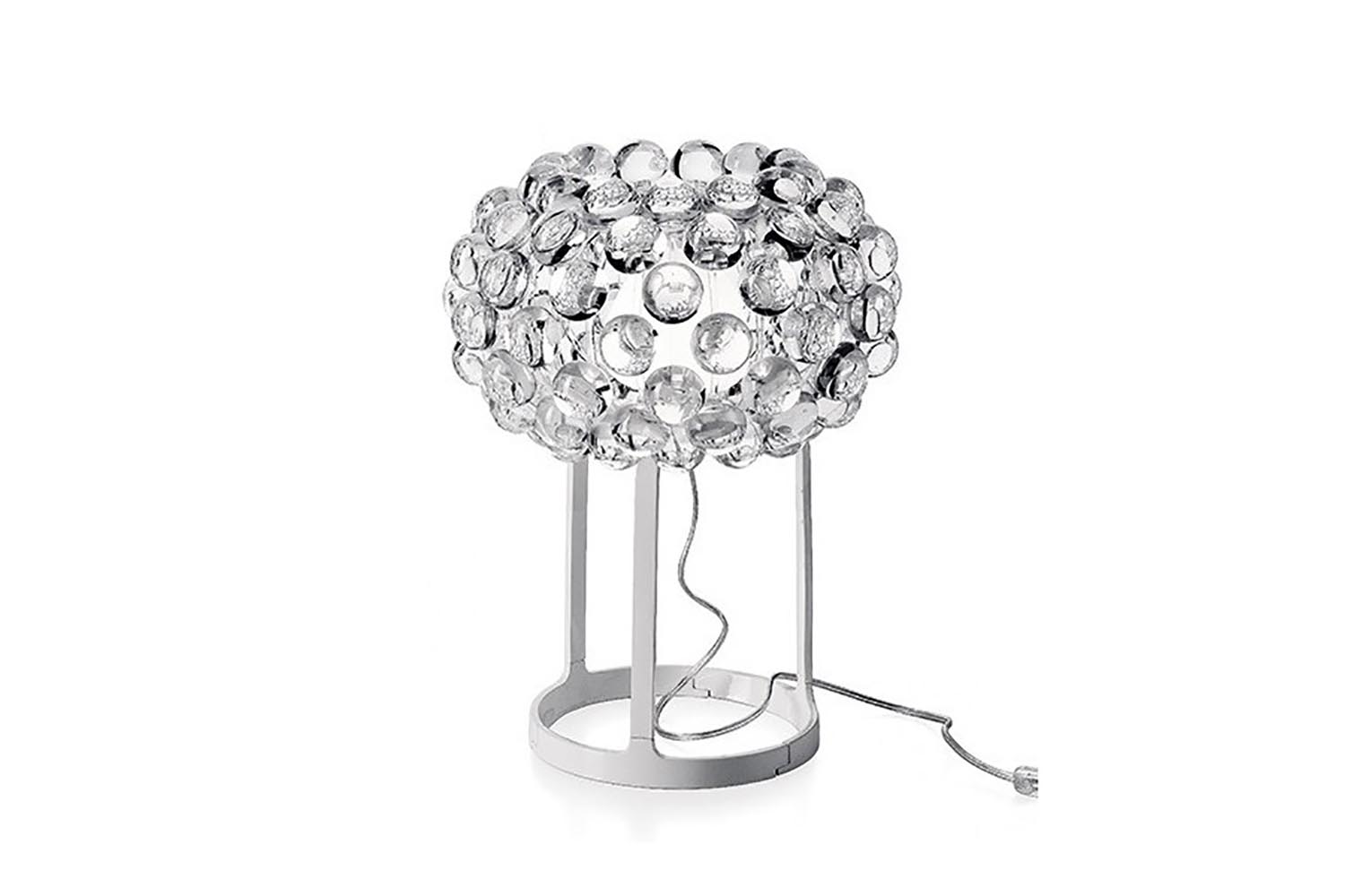Caboche Piccola Table Lamp Transparent by Patricia