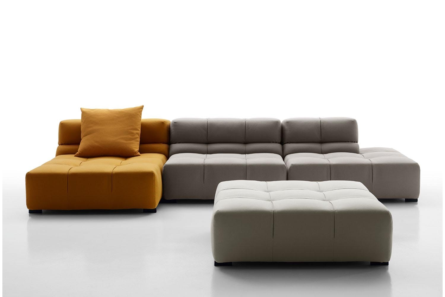 Tufty-Time '15 Sofa by Patricia Urquiola for B&B Italia