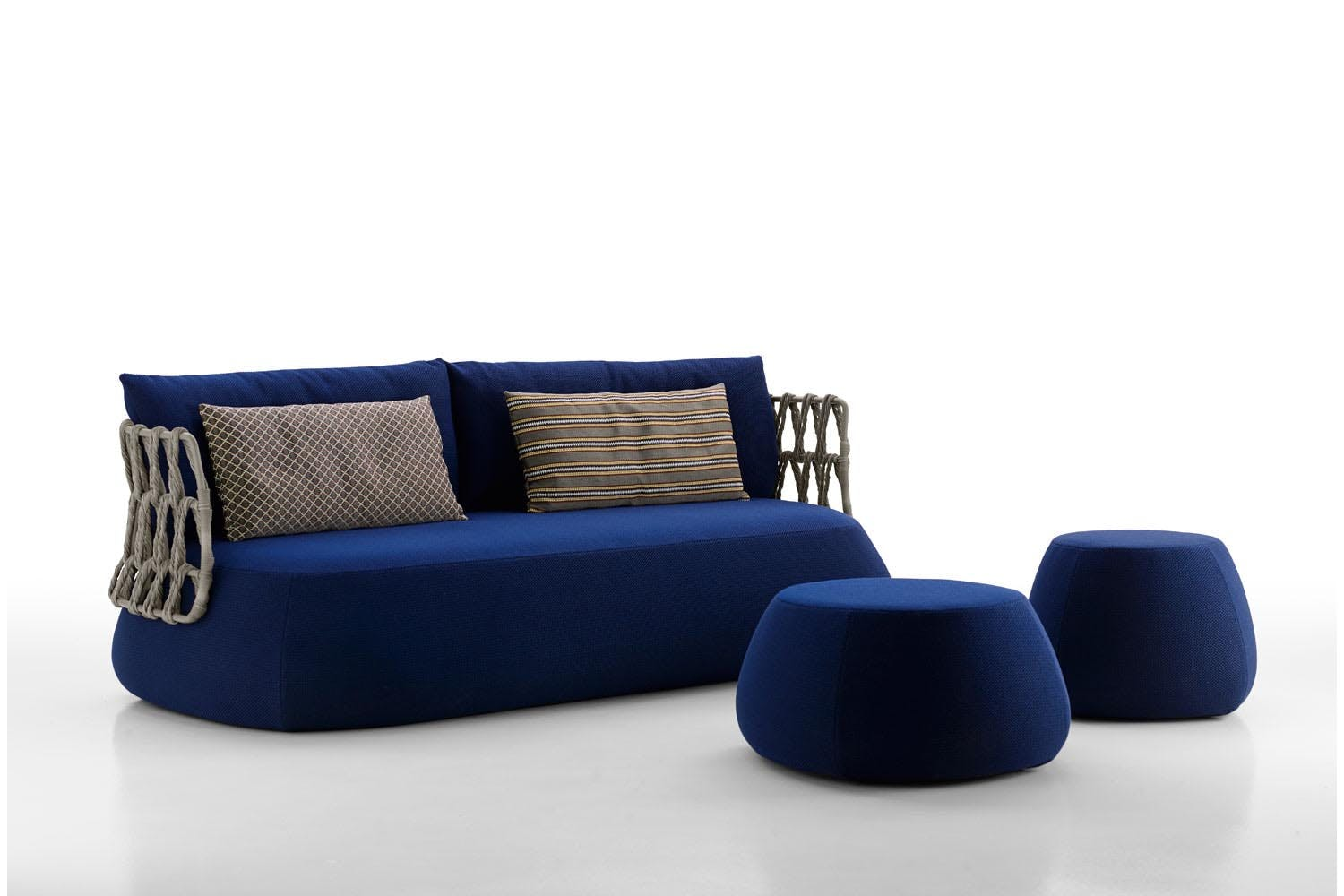 Fat sofa outdoor by patricia urquiola for b b italia for B b italia outdoor