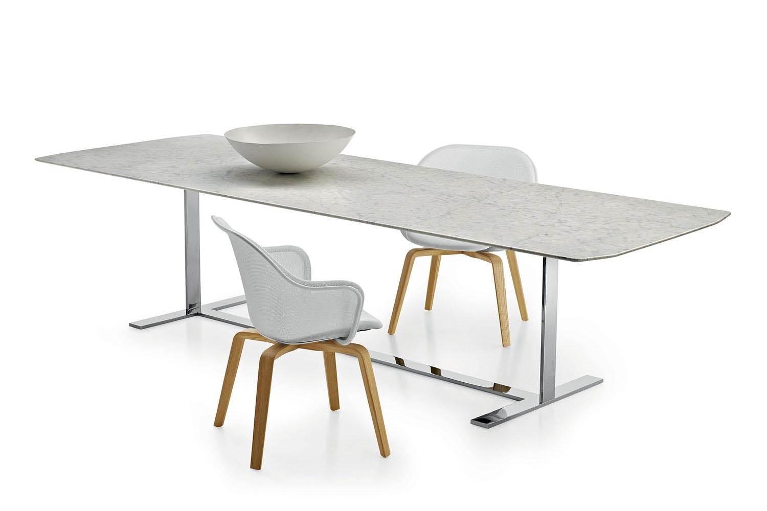 Eileen Large Table by Antonio Citterio for B&B Italia