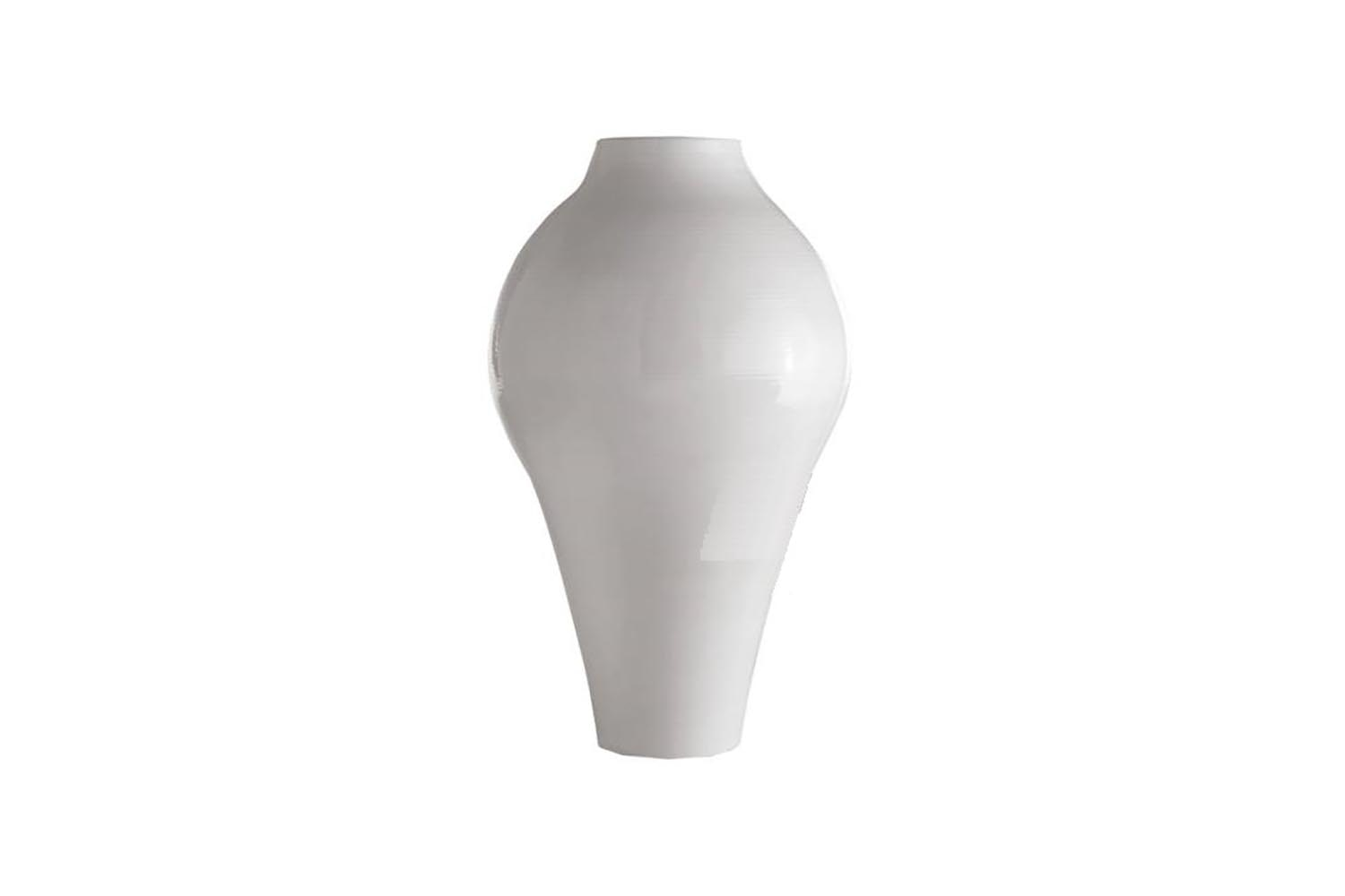 White Collection Large Vase by Marcel Wanders for B&B Italia