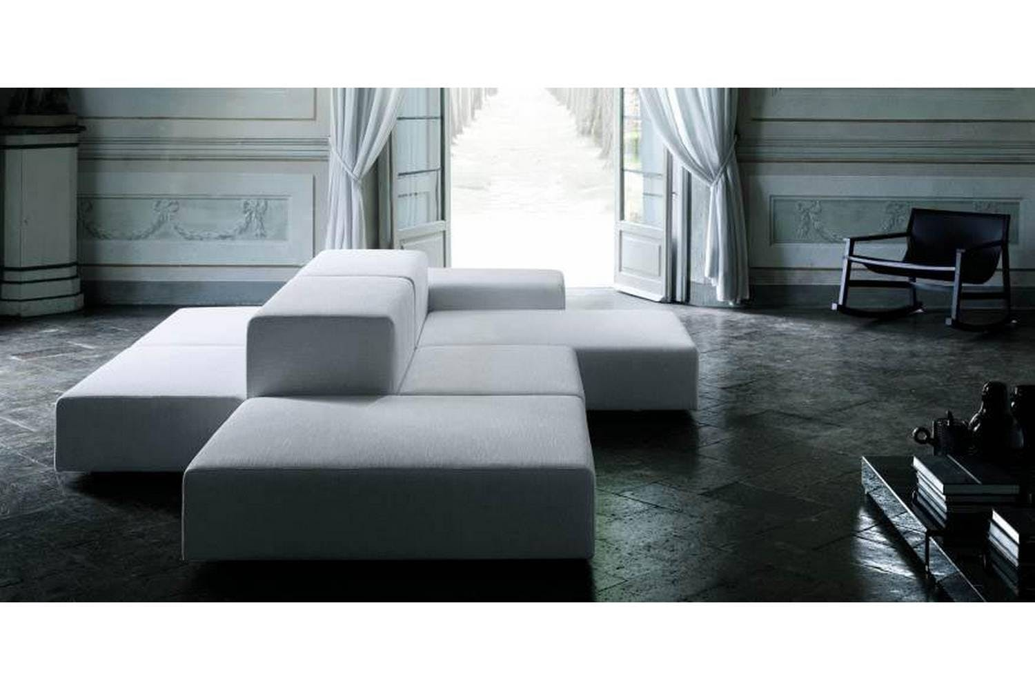 Living Divani Extra Wall.Extra Wall Sofa By Piero Lissoni For Living Divani Space Furniture