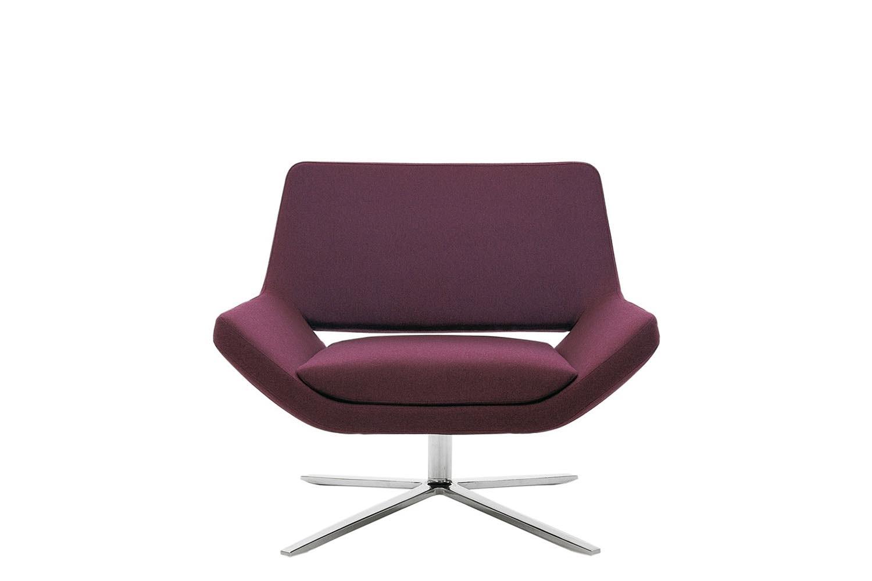 Metropolitan Small Armchair by Jeffrey Bernett for B&B Italia