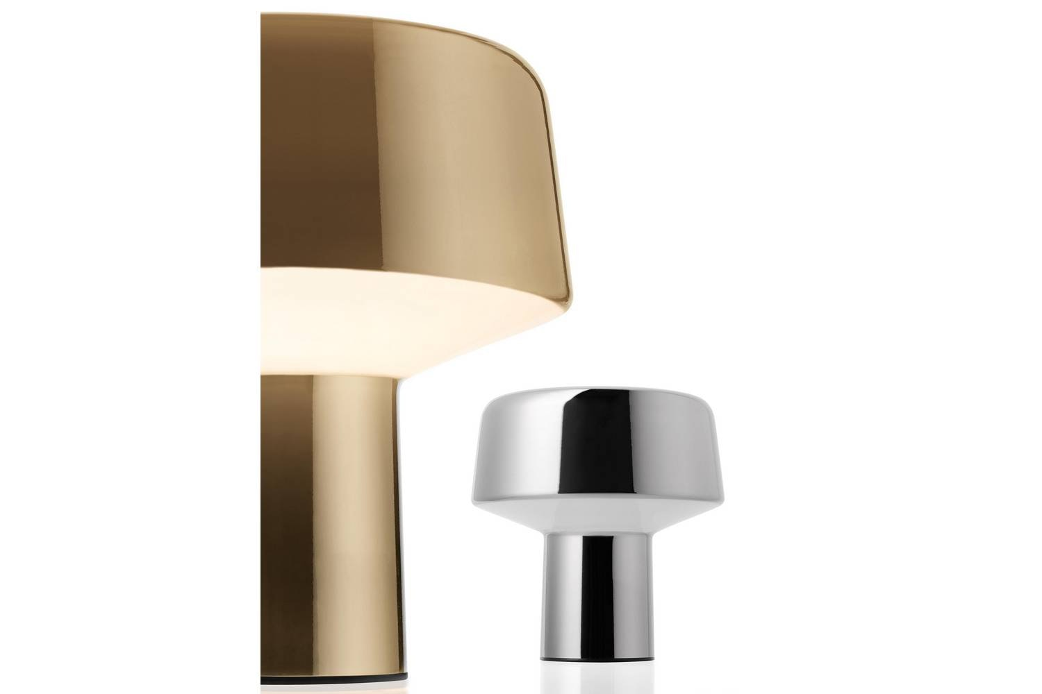 Glass Drop Table Lamp by Successful Living from DIESEL for Foscarini