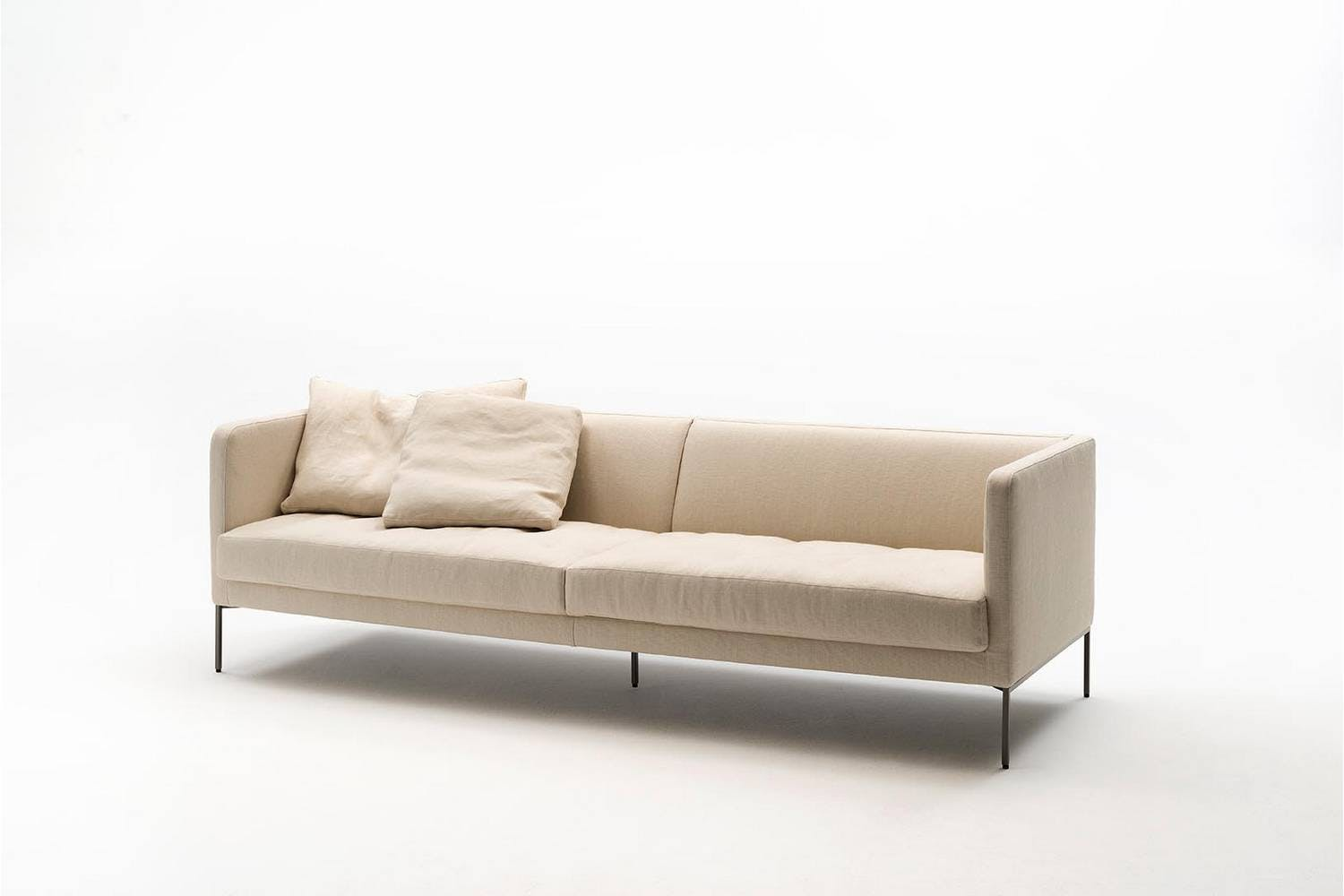 easy lipp sofa by piero lissoni for living divani space. Black Bedroom Furniture Sets. Home Design Ideas