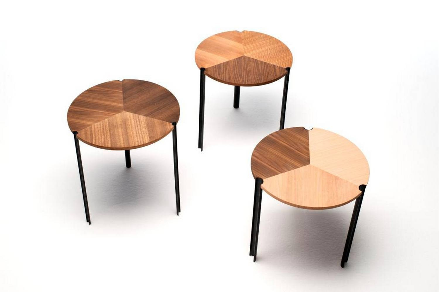 Starsky Set of Coffee Tables by David Lopez Quincoces for Living Divani