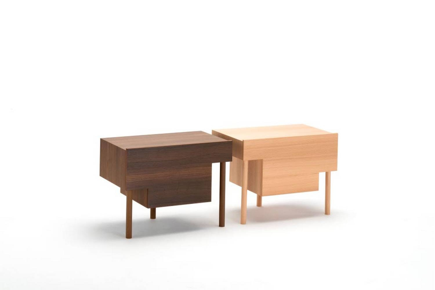 Stilt Bedside Table by Marco Guazzini for Living Divani