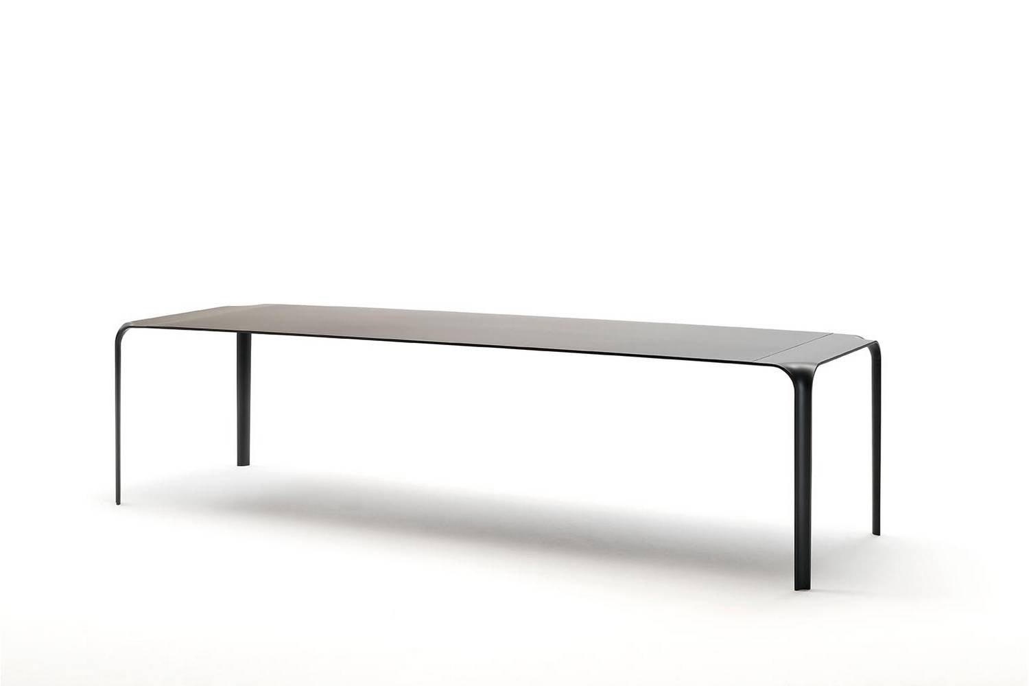 Brasilia Table by David Lopez Quincoces for Living Divani