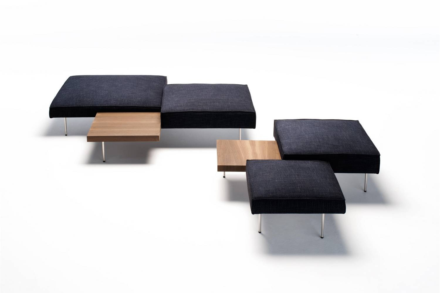 Upland Bench by Massimo Mariani for Living Divani