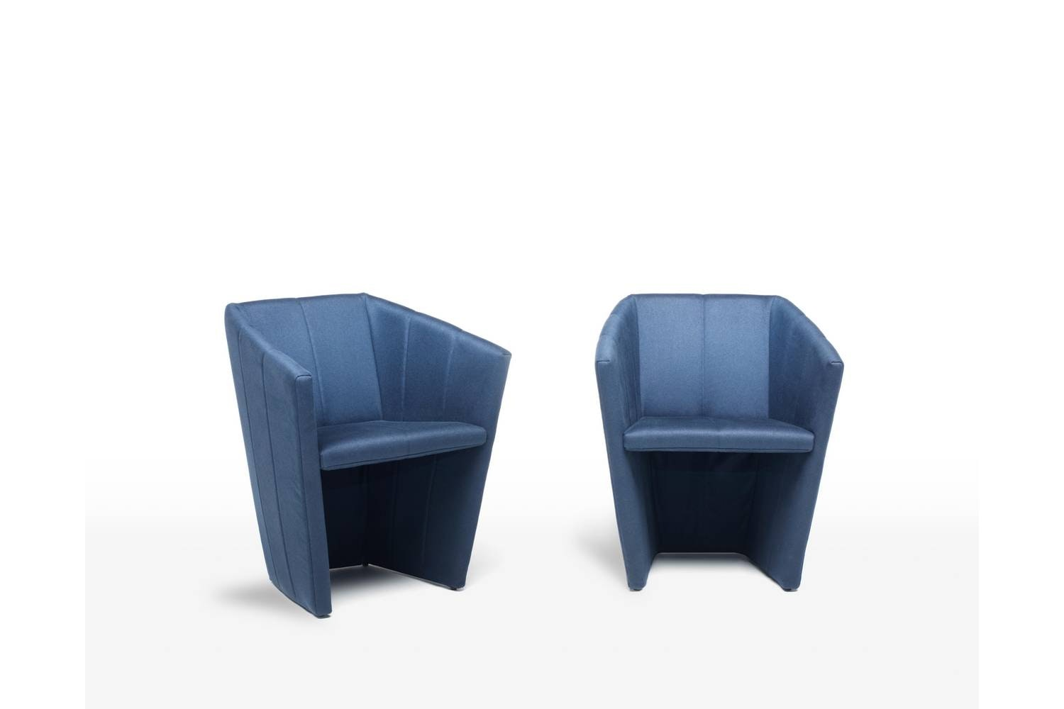 Fold Armchair by Victor Carrasco for Living Divani
