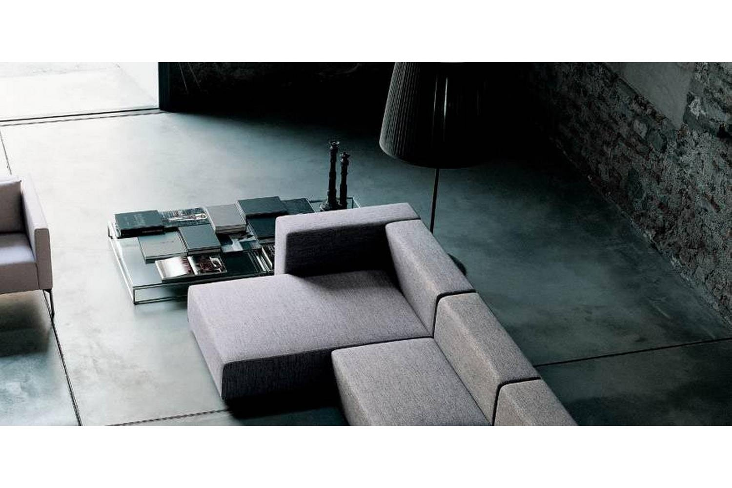 Wall.2 Table by Piero Lissoni for Living Divani
