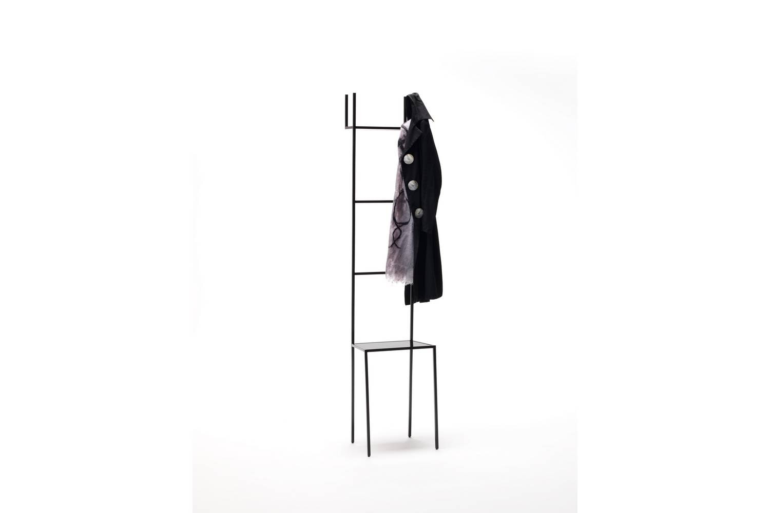 Mate Clothes Stand by (a+b) Dominoni, Quaquaro for Living Divani