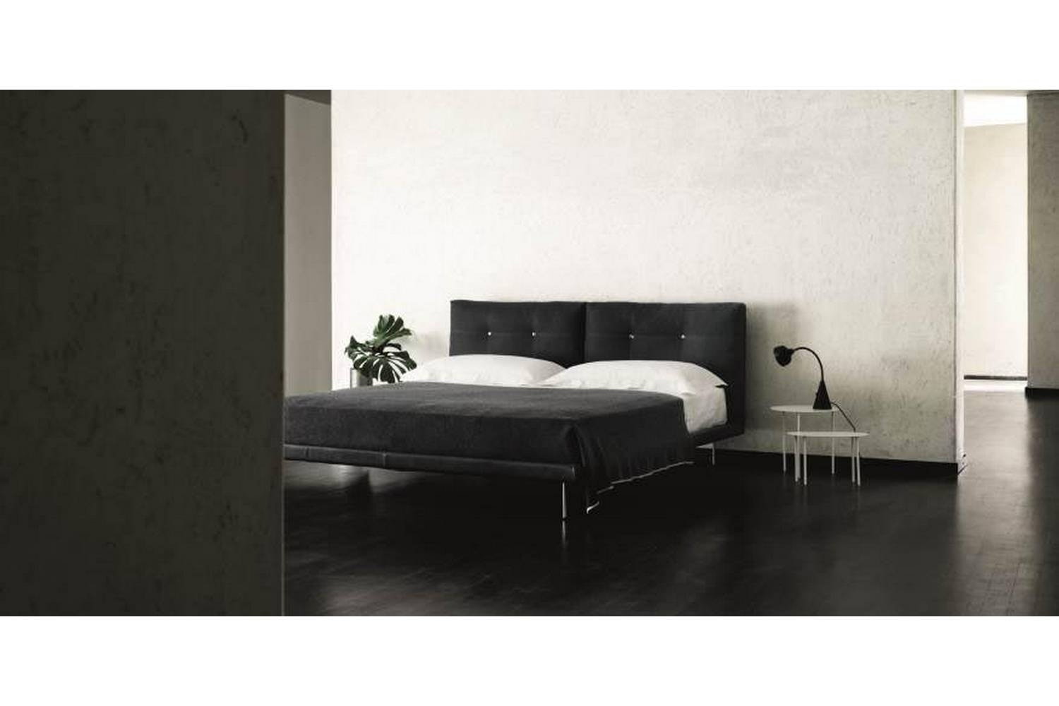Rod Bed by Piero Lissoni for Living Divani