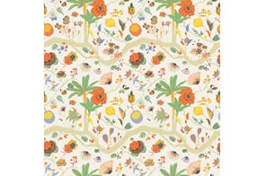 Fantasy Fruits Carpet by Moooi Works for Moooi Carpets