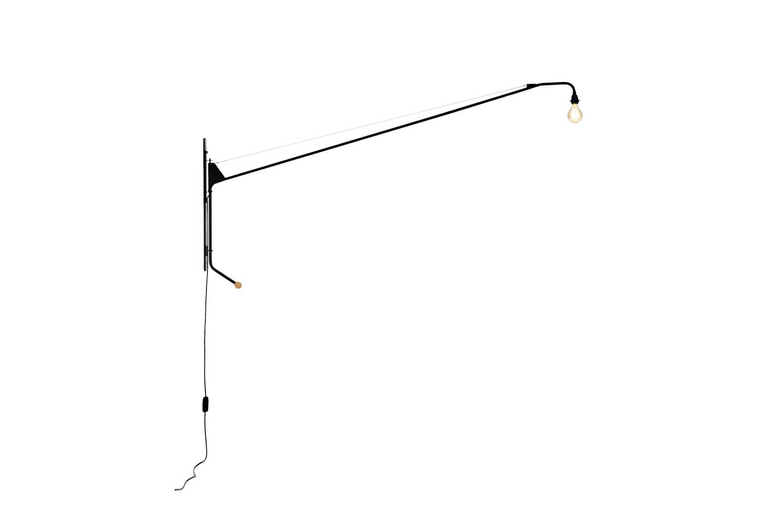 Potence Wall Lamp by Jean Prouve for Vitra