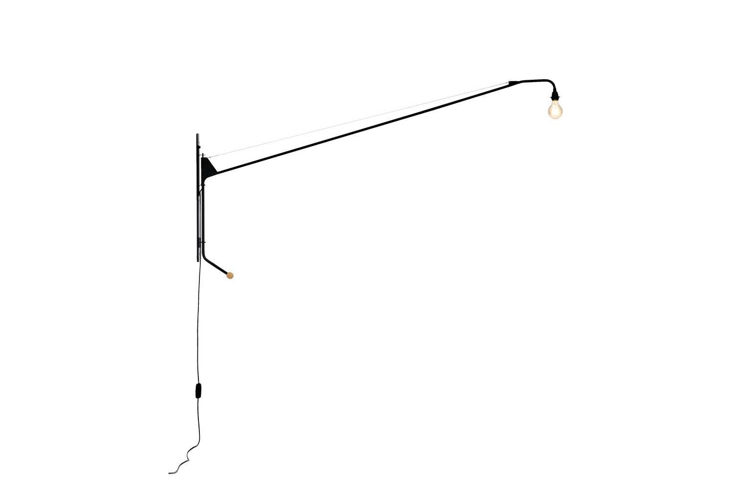 Potence Wall Lamp By Jean Prouve For Vitra Space Furniture