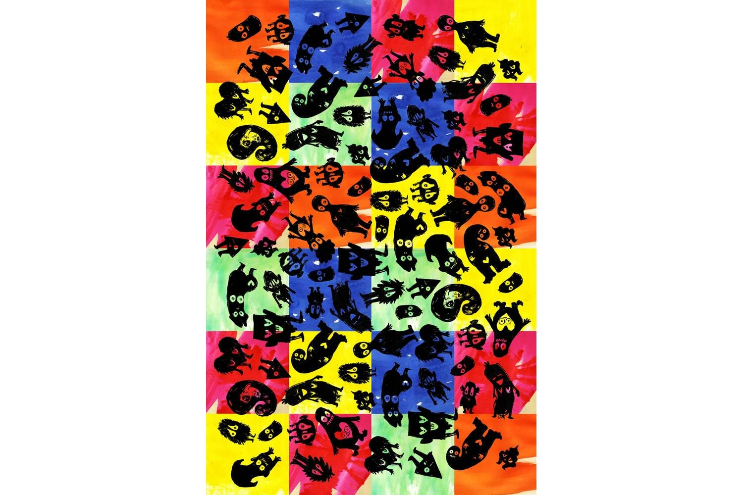 It's Party Time Rug by Bas Kosters for Moooi Carpets