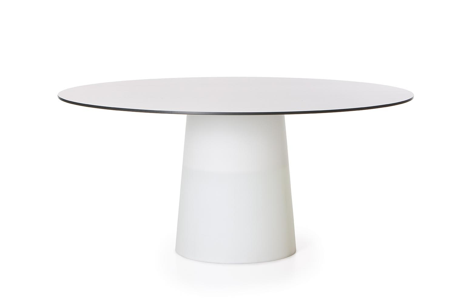 Container Table HPL Round 180cm by Marcel Wanders for Moooi