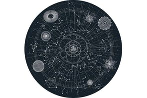 Celestial Rug by Edward van Vliet for Moooi Carpets