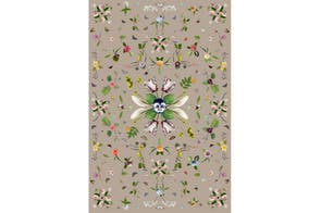 Garden of Eden Beige Rug by Edward van Vliet for Moooi Carpets