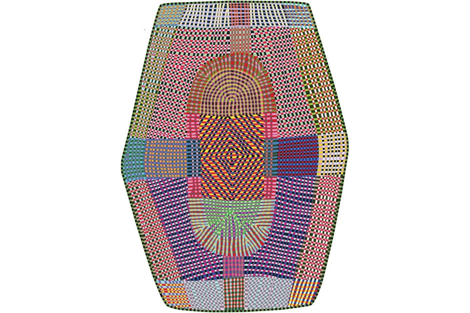 Freaky Rug by Bertjan Pot for Moooi Carpets