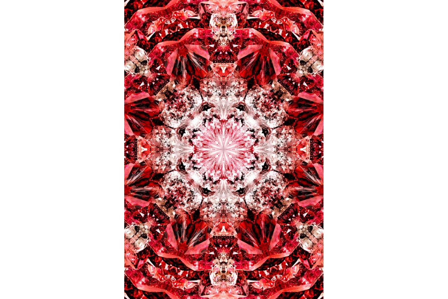 Crystal Fire Rug by Marcel Wanders for Moooi Carpets