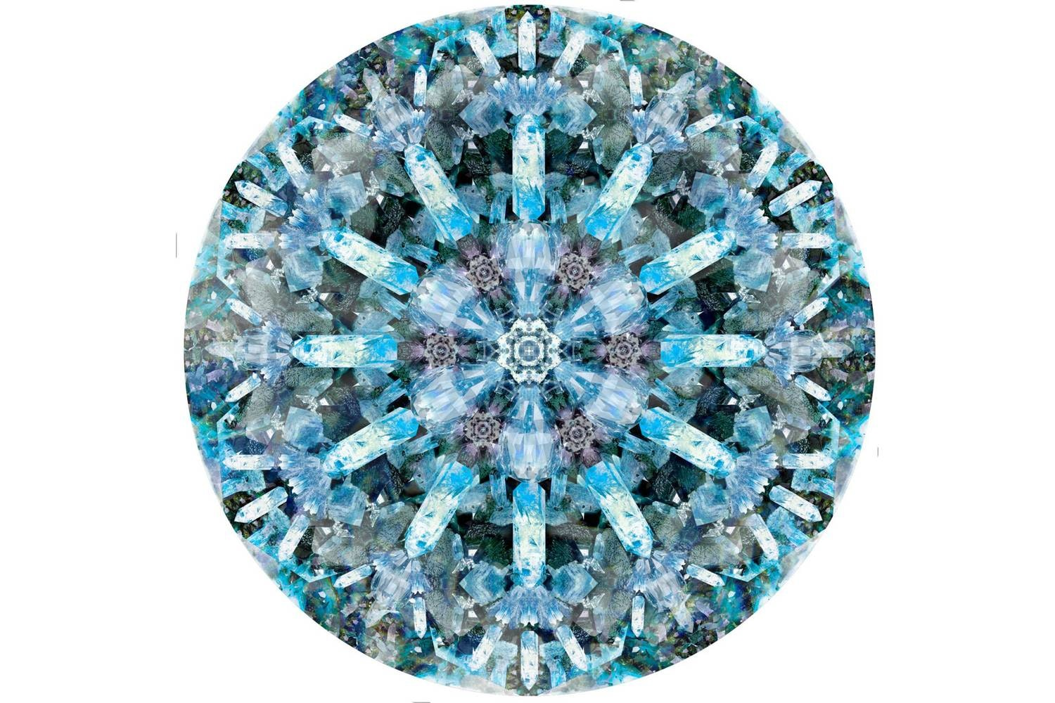 Crystal Ice Rug by Marcel Wanders for Moooi Carpets