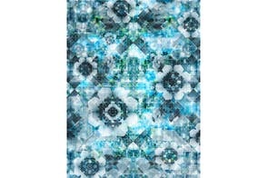 Digit Sky Rug by Marcel Wanders for Moooi Carpets