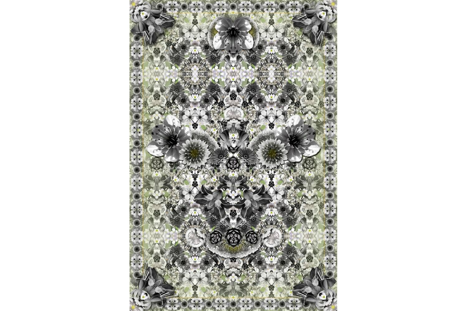 Eden King Rug by Marcel Wanders for Moooi Carpets