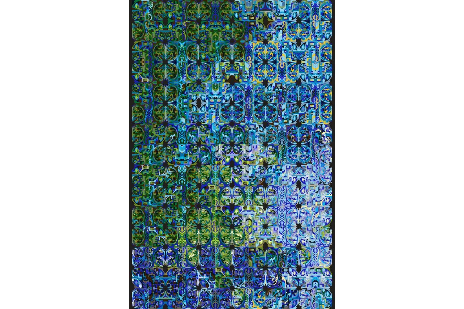 Eco Alliance Rug by Marian Bantjes for Moooi Carpets