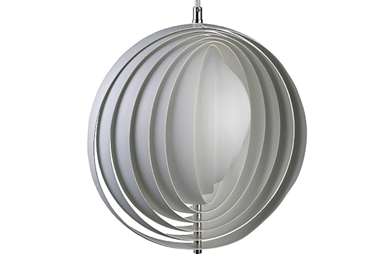 Moon XXXL Suspension Lamp by Verner Panton for Verpan