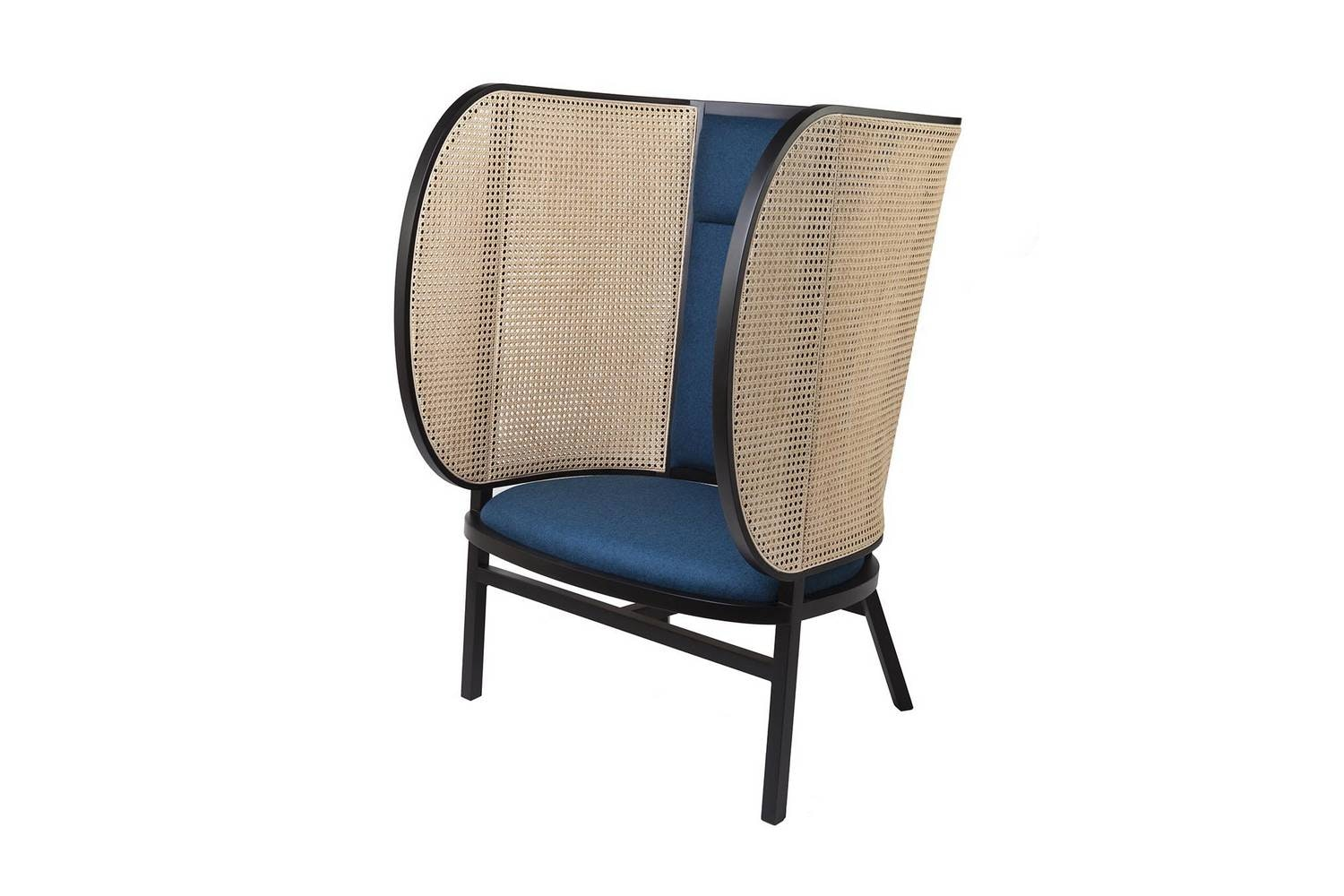 Hideout Lounge Chair by Front for Wiener GTV Design