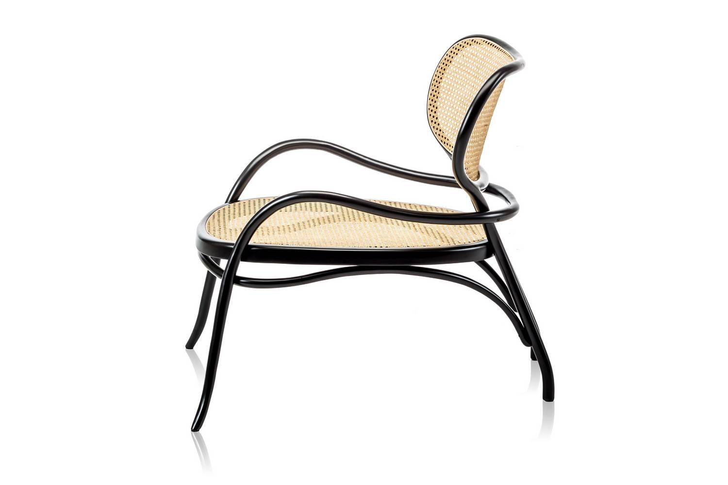 Lehnstuhl Armchair by Nigel Coates for Wiener GTV Design