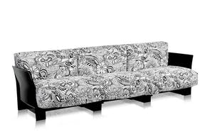 Pop Sofa by Piero Lissoni with Carlo Tamborini for Kartell
