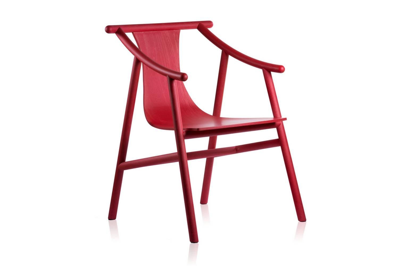 Magistretti 03 01 Chair by Vico Magistretti for Wiener GTV Design