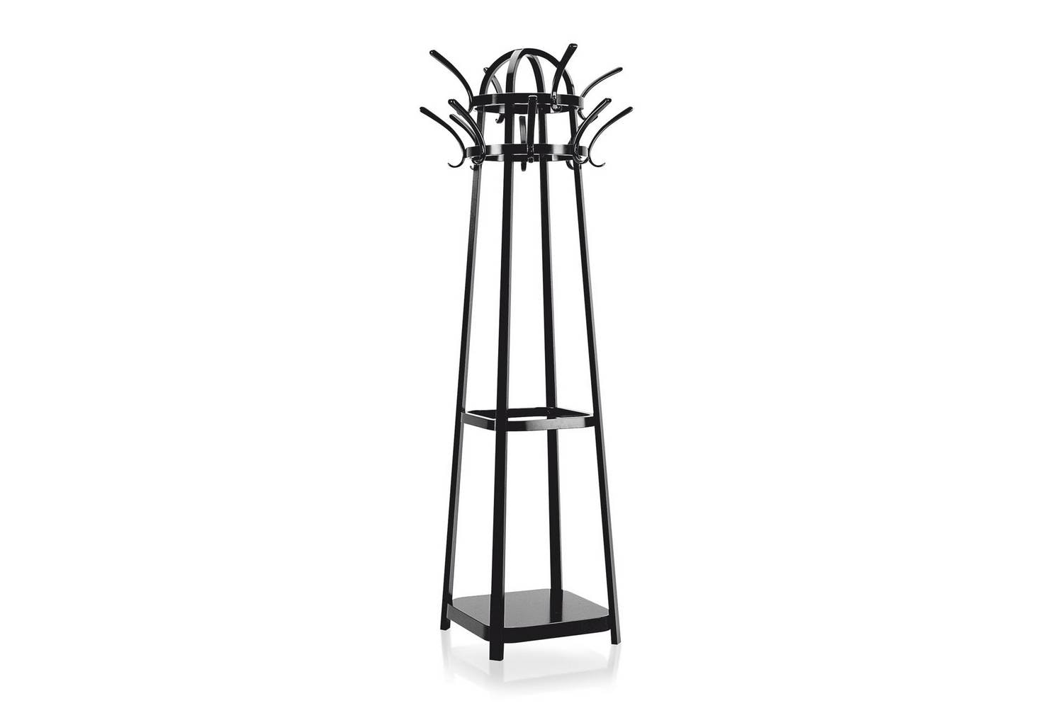 Kolo Moser Coat Stand by Koloman Moser for Wiener GTV Design
