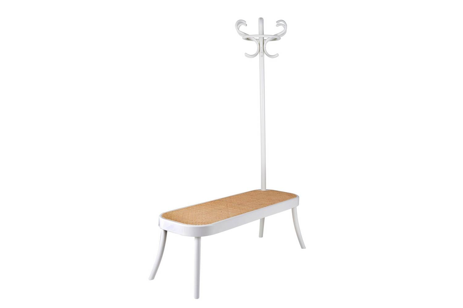 Coat Rack Bench by Front for Wiener GTV Design