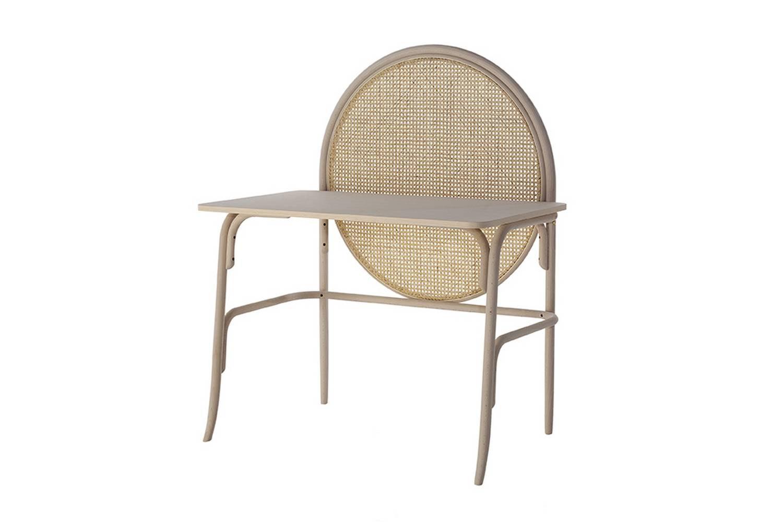 Allegory Desk by GamFratesi for Wiener GTV Design