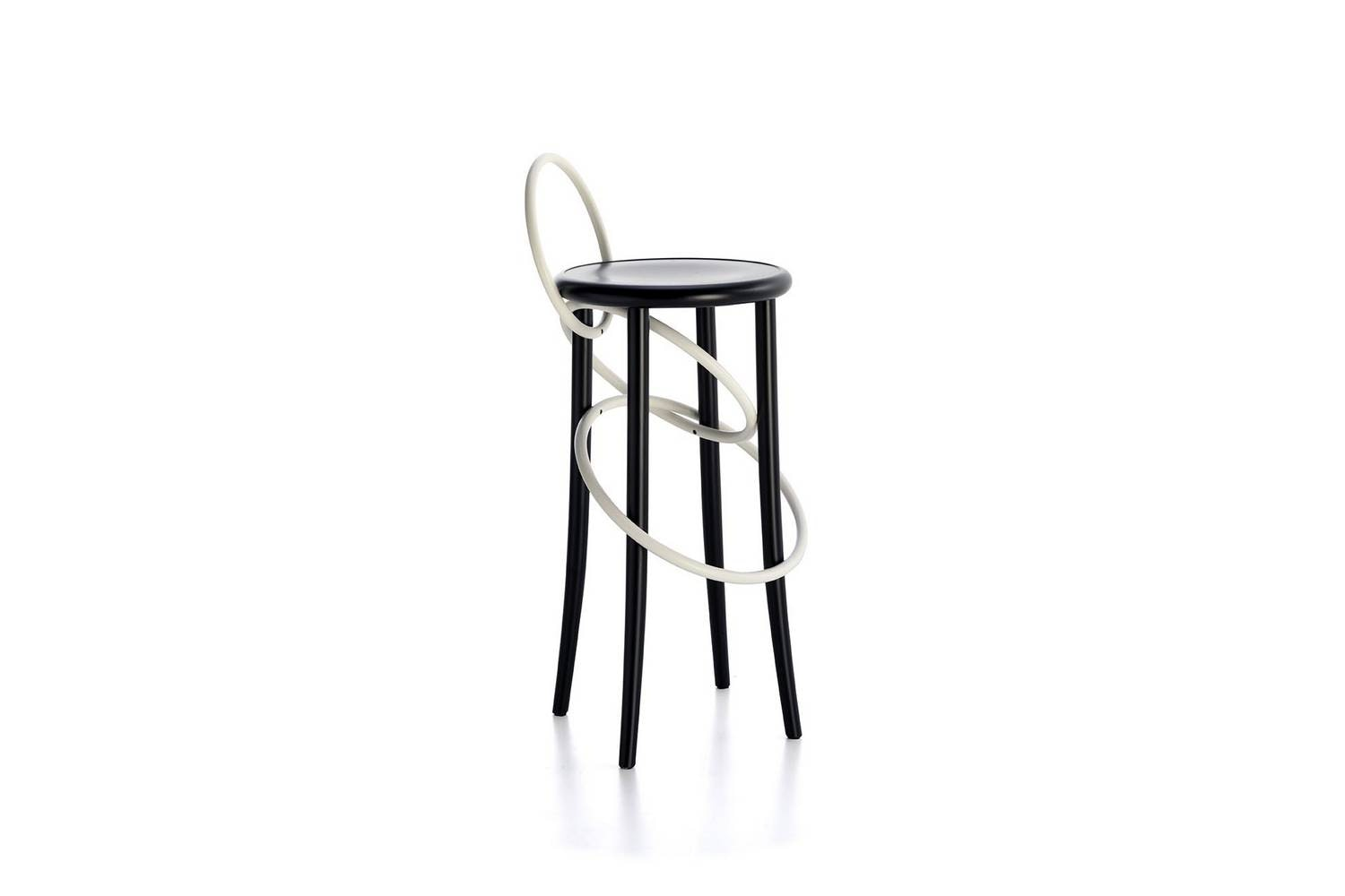 Cirque Stool by Martino Gamper for Wiener GTV Design