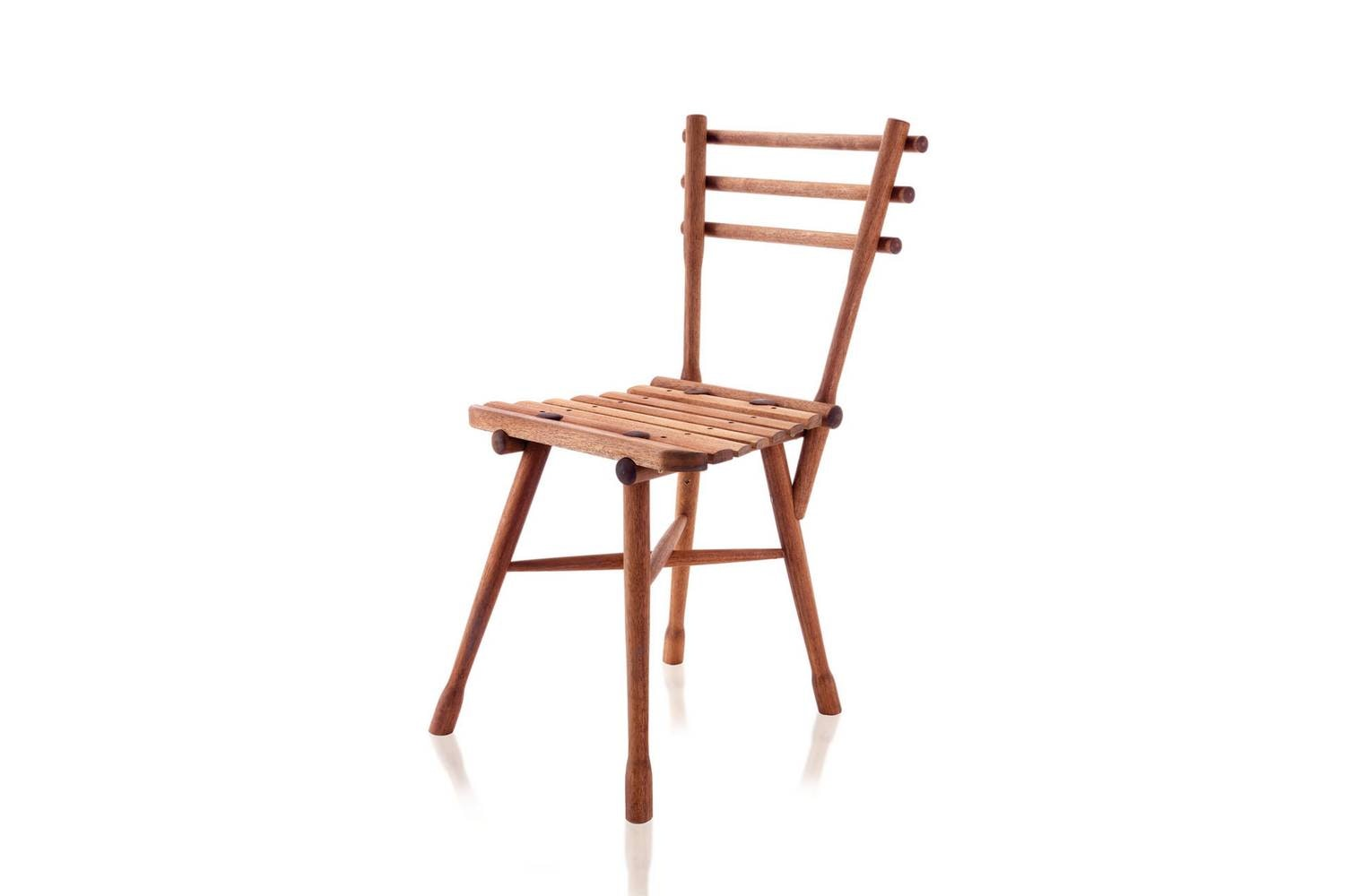 Garten Chair by Gebruder Thonet Vienna for Wiener GTV Design