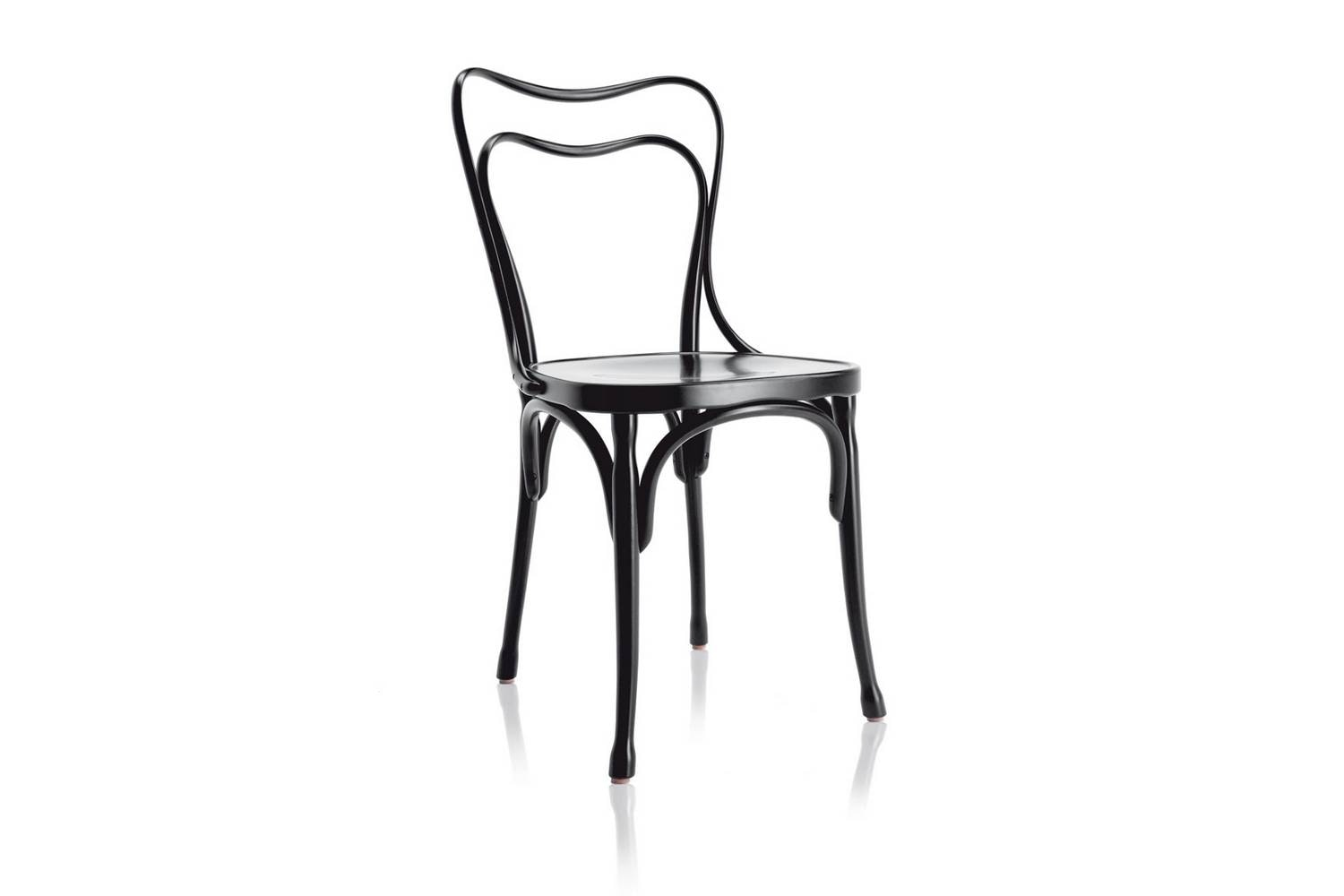 Loos Cafe Museum Chair by Adolf Loos for Wiener GTV Design