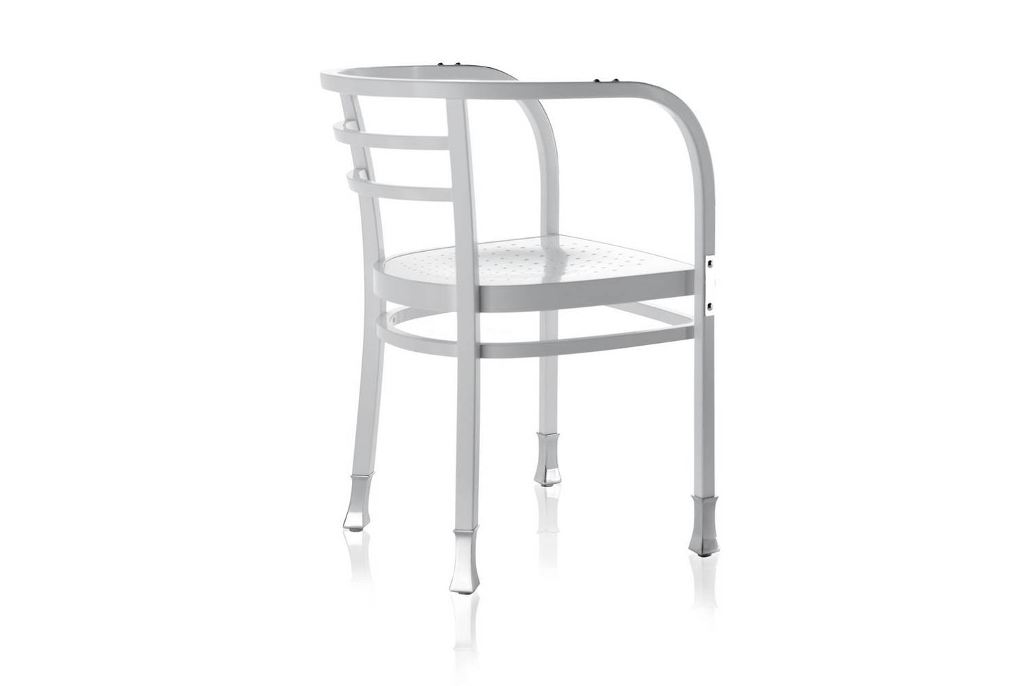 Postsparkasse Chair by Otto Wagner for Wiener GTV Design