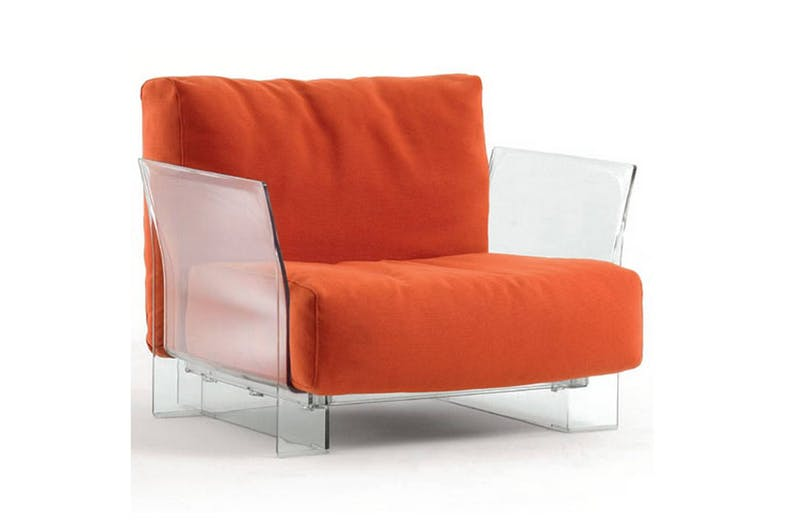 Pop Cotton Sofa & Armchair by Piero Lissoni with Carlo Tamborini for Kartell
