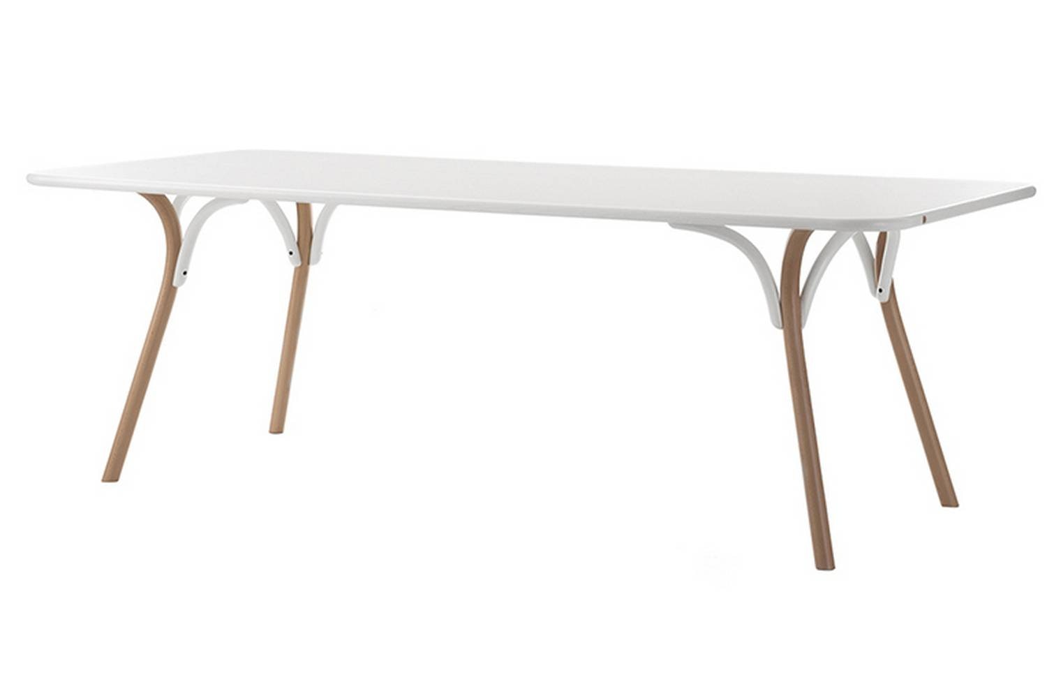 Arch Dining Table by Front for Wiener GTV Design